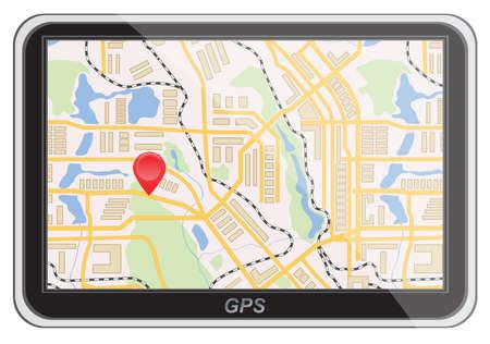 navigation: Global Positioning System, navigation.