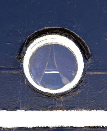 ship porthole: The sailing ship porthole