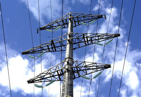 volts: high voltage support of transmission lines of 110000 volts