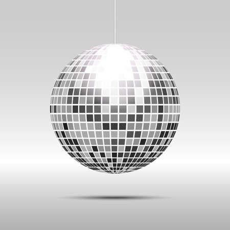 ディスコ ボールのアイコン  イラスト・ベクター素材