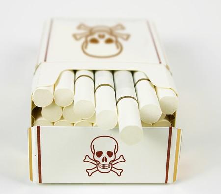 kills: Smoking Kills 2 Stock Photo