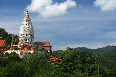Kek Lok Si Temple à Penang, Malaisie