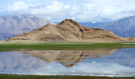 Beautiful landscape of Western Tibet Stock Photo - 16758520