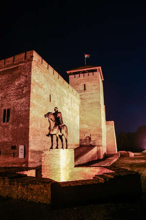 Castle in Gyula - a city in B?k?s county in south-eastern Hungary. It lies close to the border with Romania, on the river Feh?r-K?r?s. Sajtókép