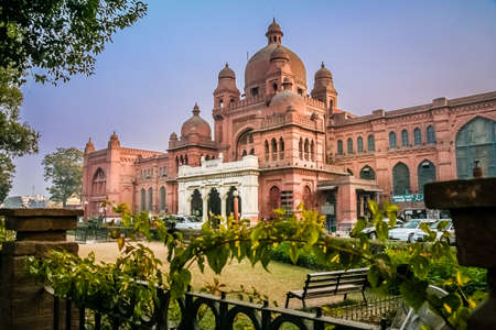 Lahore Museum - the biggest museum in Pakistan