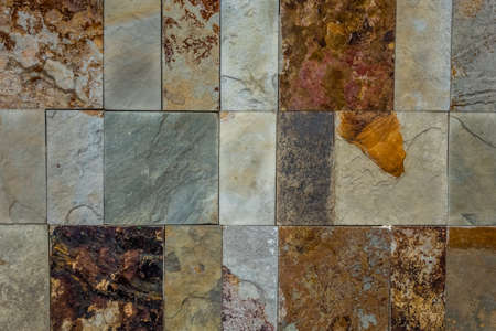 Rough stone rocky grunge wall background texture photo