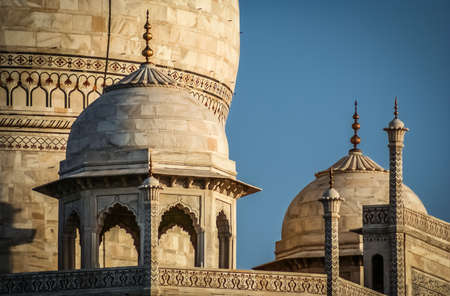 shah: Taj Mahal - mausoleum at Agra in northern India