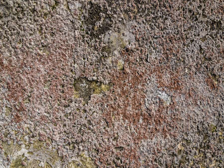 corrosion: Rough abstract wall texture on a wall of an old building