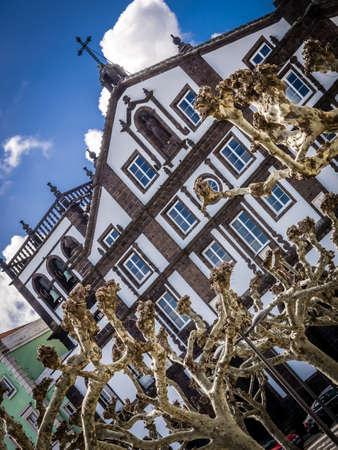 convento: Convento de Nossa Senhora da Esperan�a in Ponta Delgada, Sao Miguel Island, Azores, Portugal