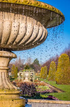 regent: Elegant Fountain in Regents Park