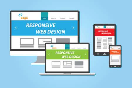 users video: design material phone application illustration Illustration