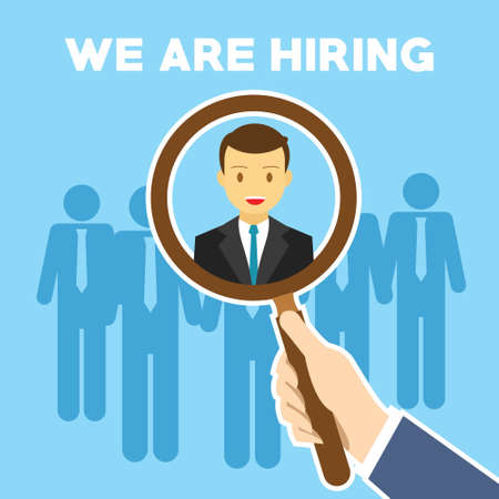we are hiring search employee