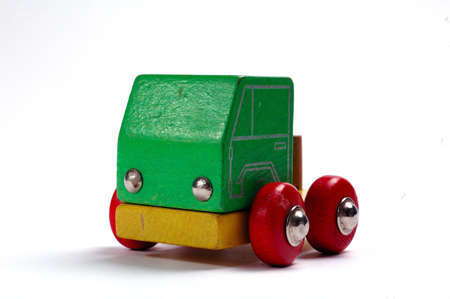 truck toy Stock Photo - 5519319