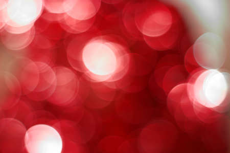 A nise red bokeh suitable for background