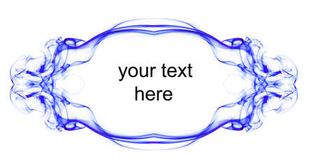 Abstract frame with space for text Stock Photo - 12805328