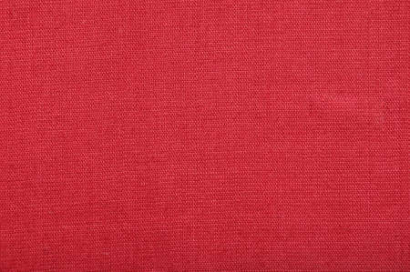 red  fabric texture for  background Stock Photo