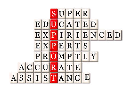 promptly: customer support  concept -super educated expirienced experts ,promptly, accurate, assistance