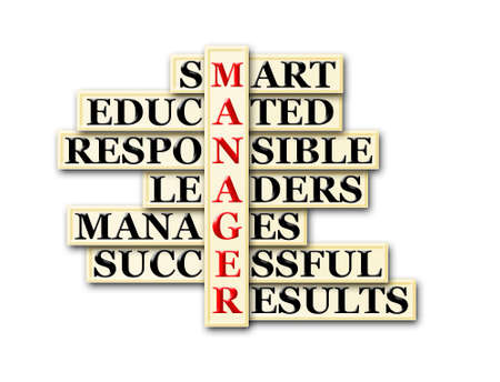 acronym: acronym concept of manager  and other releated words