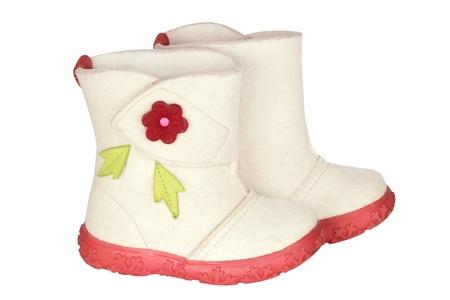 Children s felt boots
