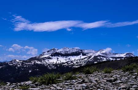 Bigsky skiing resort
