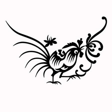 bird vector design