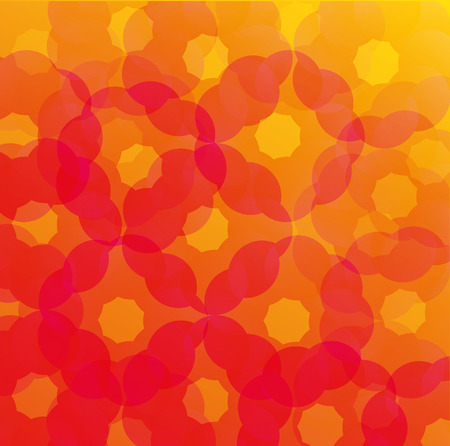 circles: Circles Flower Abstract Background