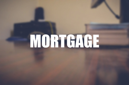 mortgage business background