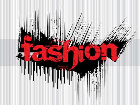 stylish couple: grunge fashion text