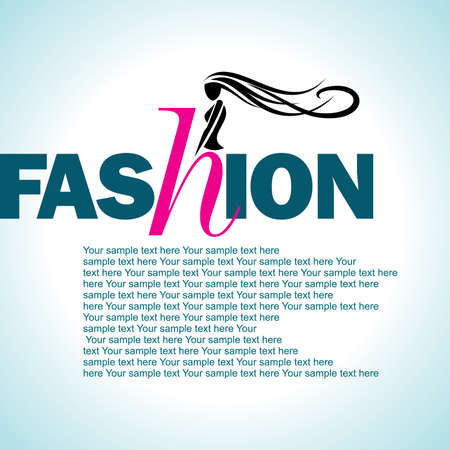 fashion - Illustration Vector