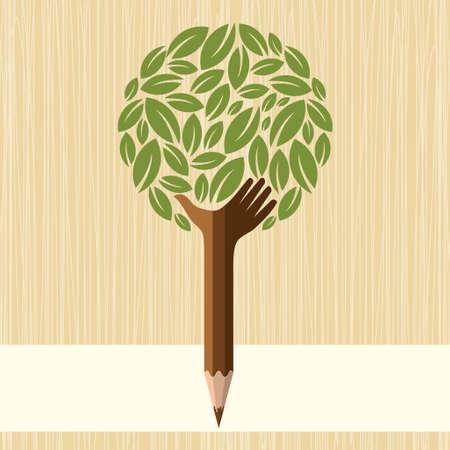 educacion ambiental: educación y concepto AMBIENTE