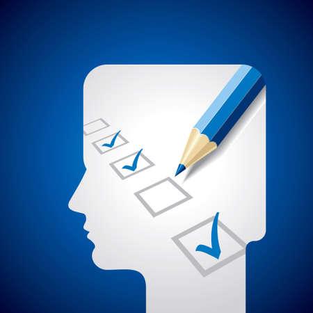 rational: Human profile and checklist.