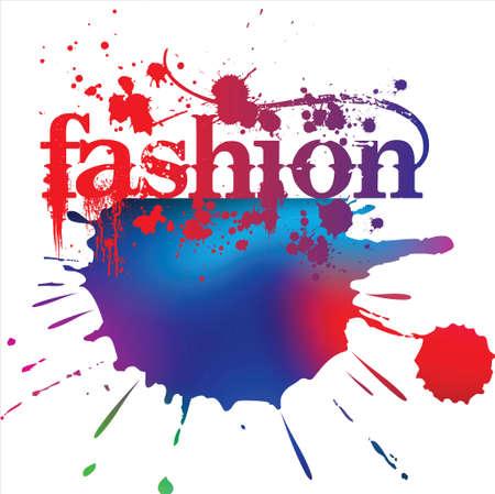 hip hop dance pose: vector de la moda grunge fondo Vectores