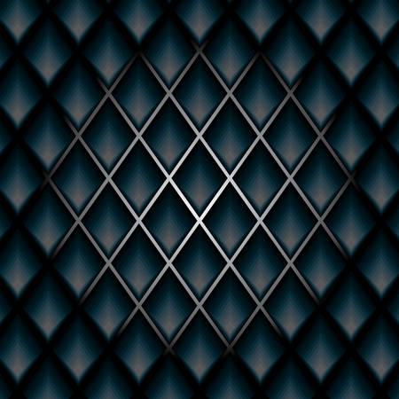 part prison: vector metal background