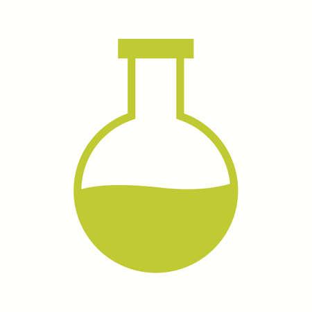 Beautiful Flask Vector Glyph icon