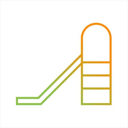 Beautiful Sliding Line Vector Icon