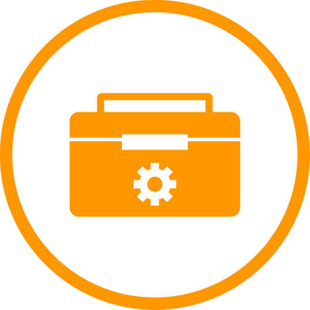 Beautiful Maintenance Glyph Vector Icon