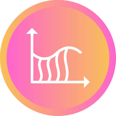 Beautiful Integral Glyph Vector Icon