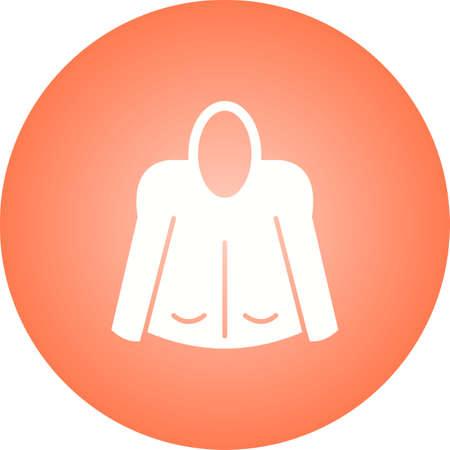 Sweater Glyph  Icon Archivio Fotografico - 137839129