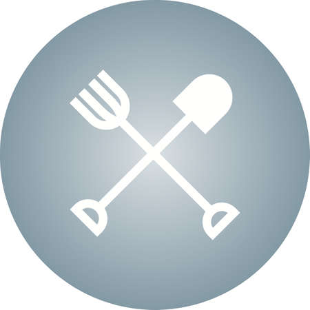 Agricultural tools  Glyph  Icon