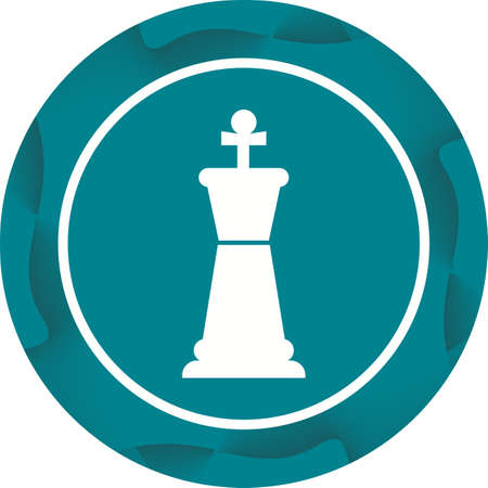 Chess Glyph   Icon
