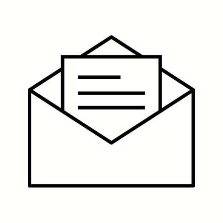Unique Invitation To Party Vector Line Icon Reklamní fotografie - 137895412