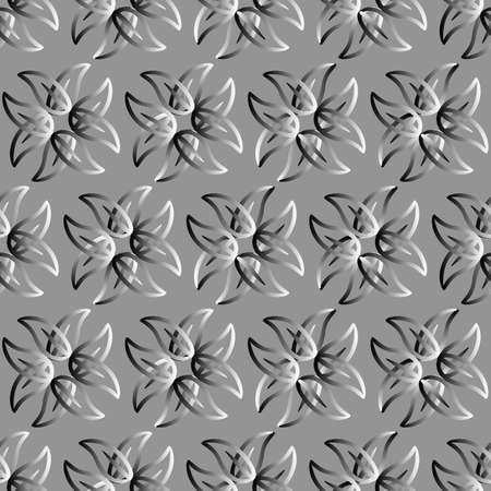 Unique Style Colorful Ornamental Pattern 免版税图像 - 157922705