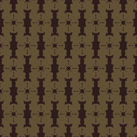 Unique Style Colorful Ornamental Pattern 免版税图像 - 157922770