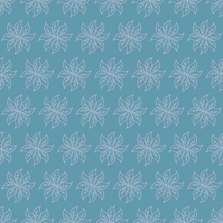 Unique Style Colorful Ornamental Pattern 免版税图像 - 157922773