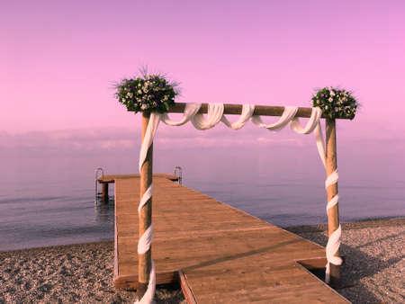Wedding Decoration 版權商用圖片