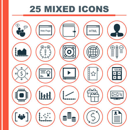 Set of 25 universal icons on female application sequence graphics set of 25 universal icons on female application sequence graphics plot diagram and more ccuart Image collections
