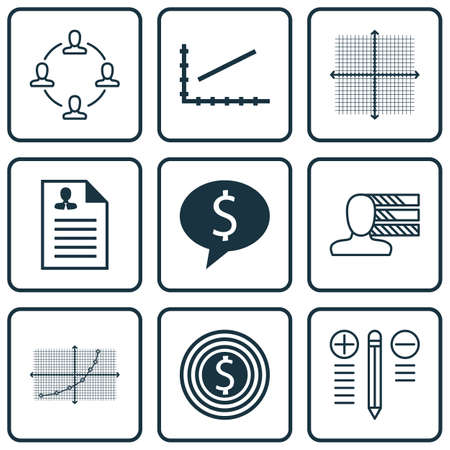 line up: Set Of 9 Universal Editable Icons For Statistics, Human Resources And Project Management Topics. Includes Icons Such As Line Up, Line Up, Collaboration And More.