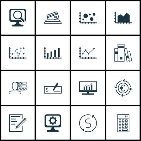 application recycle: Set Of 16 Universal Editable Icons For Education, Human Resources And Airport Topics. Includes Icons Such As Library, Currency Recycle, Paper And More.