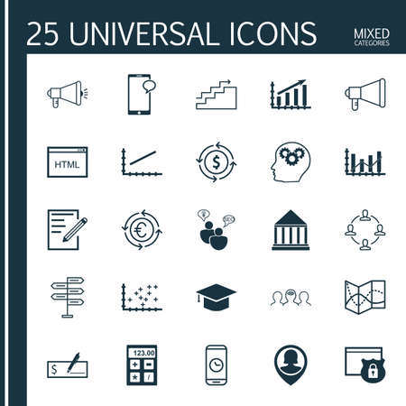profit graph: Set Of 25 Universal Editable Icons For Airport, Human Resources And Project Management Topics. Includes Icons Such As Profit Graph, Brain Process, Collaboration And More.
