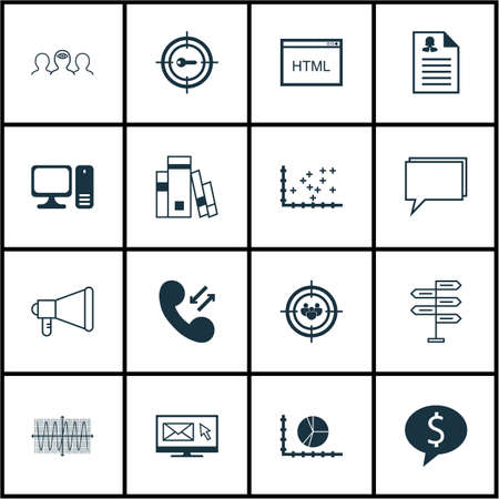 sms payment: Set Of 16 Universal Editable Icons For Computer Hardware, Marketing And Project Management Topics. Includes Icons Such As Female Application, Library, Coding And More.